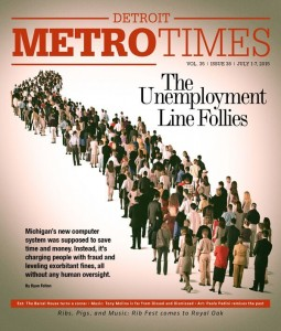 Metro Times Cover